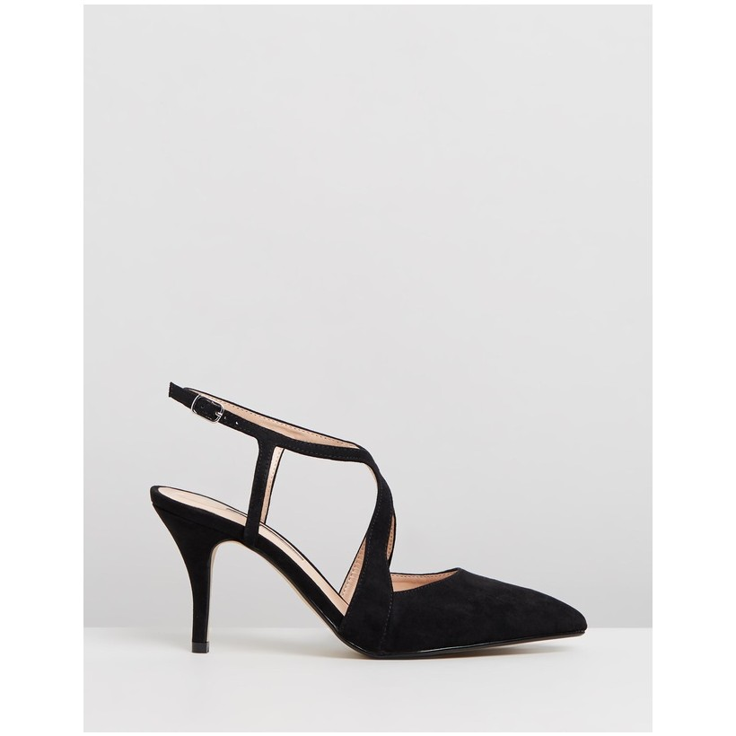 Enigma Cross Courts Black by Dorothy Perkins