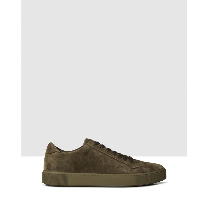 Esdras Sneakers Light Green by Brando