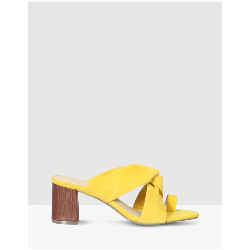 Ezara Yellow by Nude