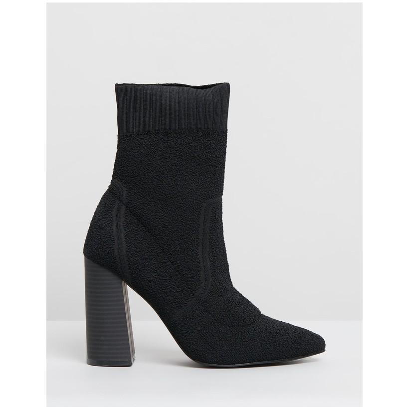 Felicity Black by Iris Footwear