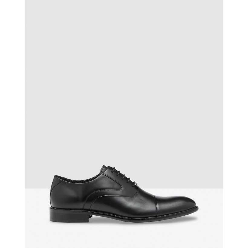 Frank Darby Dress Shoes Black by Oxford
