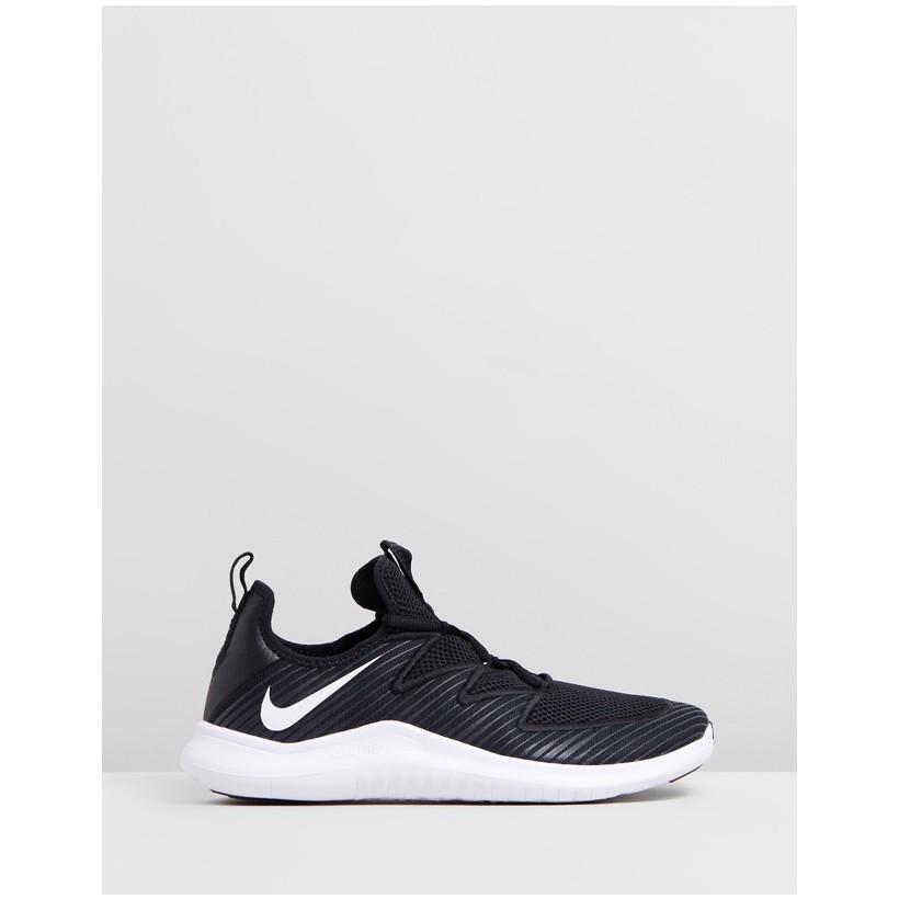 Free TR 9 - Men's Black, White & Anthracite by Nike