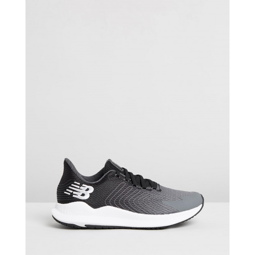 FuelCell Propel - Women's Lead, Black & White by New Balance