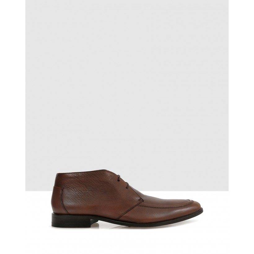 Gilmore Dress Shoes Conhaque by Brando