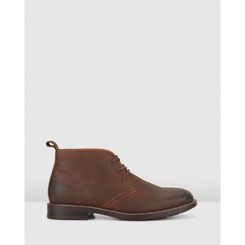 Harbour Brown by Hush Puppies