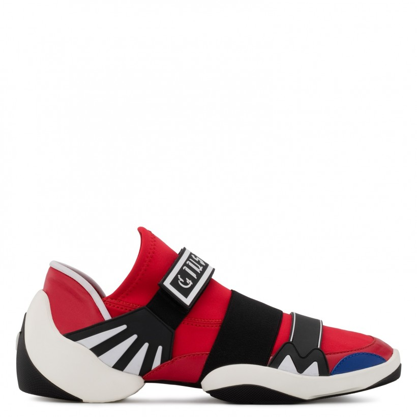 JUMP R18 Red By Giuseppe Zanotti