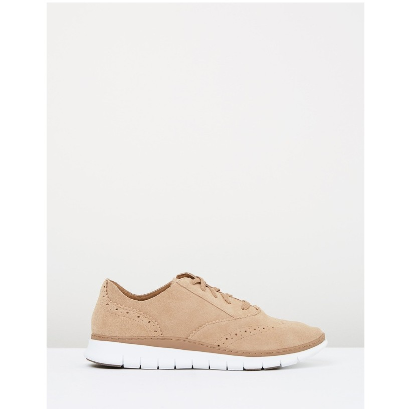 Kenley Sneakers Light Tan by Vionic