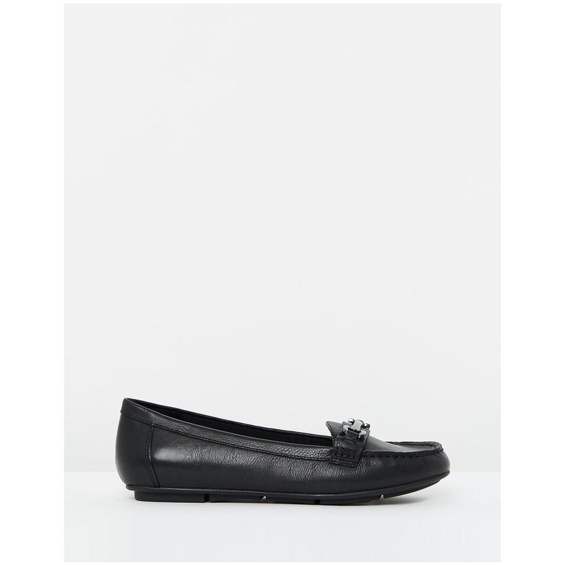 Kenya Loafers Black by Vionic
