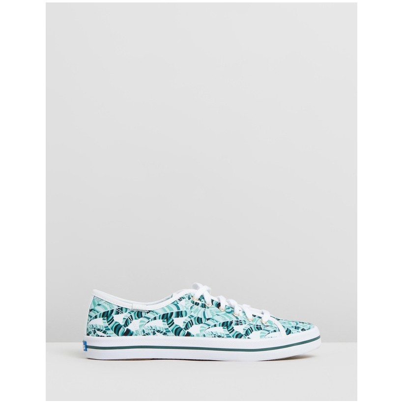 Kickstart Banana Leaf Sneakers Multi by Keds