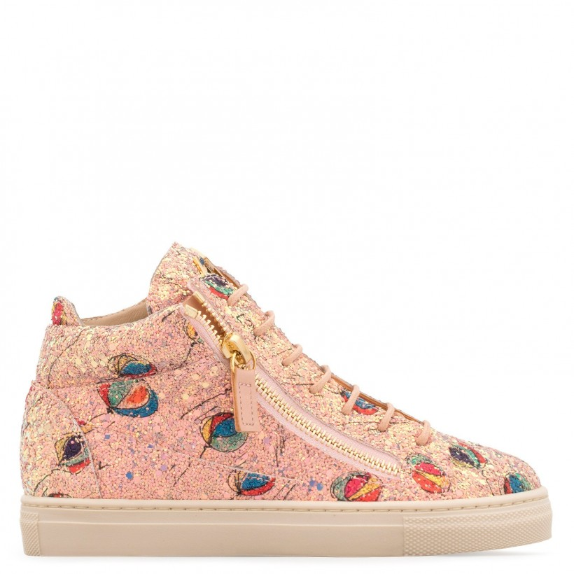 KRISS JR. Multicolor By Giuseppe Zanotti