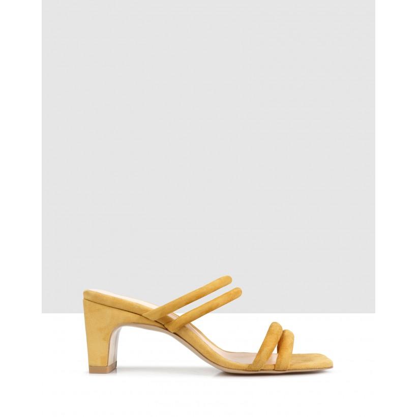 Linda Heeled Sandals 335 by Sempre Di