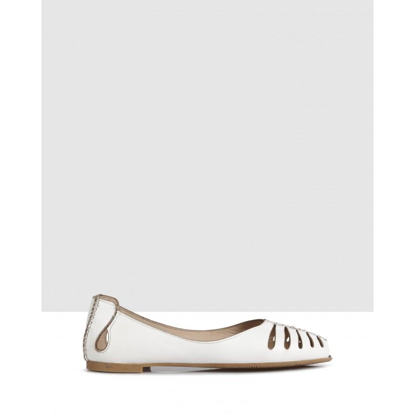 Lotus Flats White by S By Sempre Di