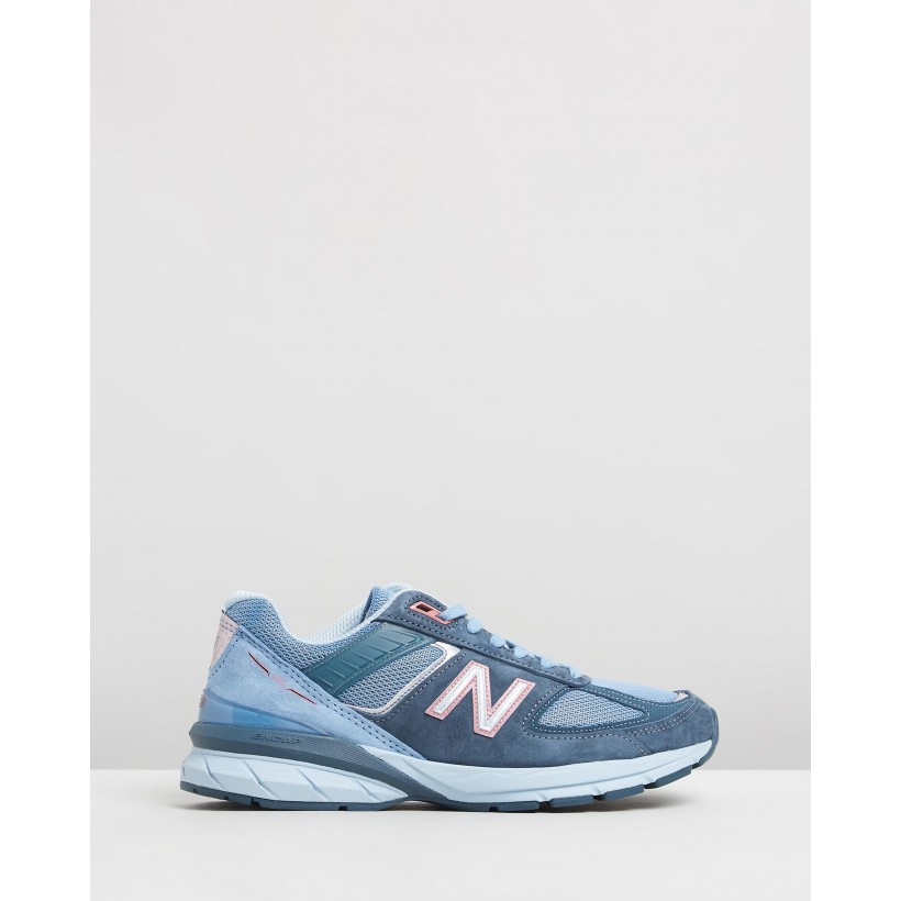 Made in USA 990 - Women's Orion Blue by New Balance Classics