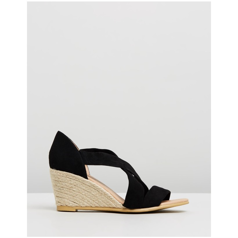 Maiden Black Suede by Office