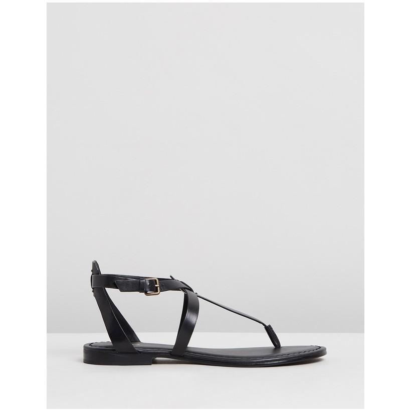 Meallyra Black Leather by Aldo
