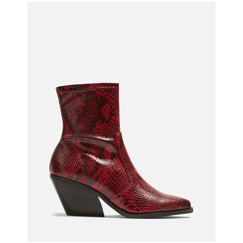 Mission Western Red by Topshop