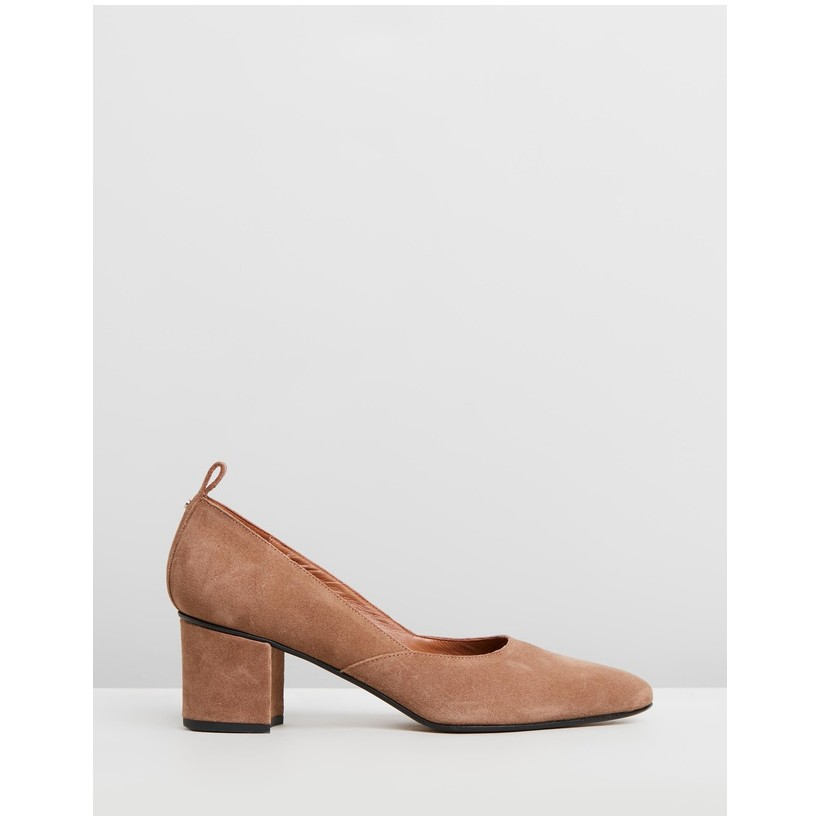 Nava Cappuccino Suede by Atp Atelier