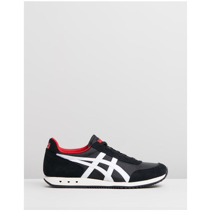 New York - Unisex Black & White by Onitsuka Tiger