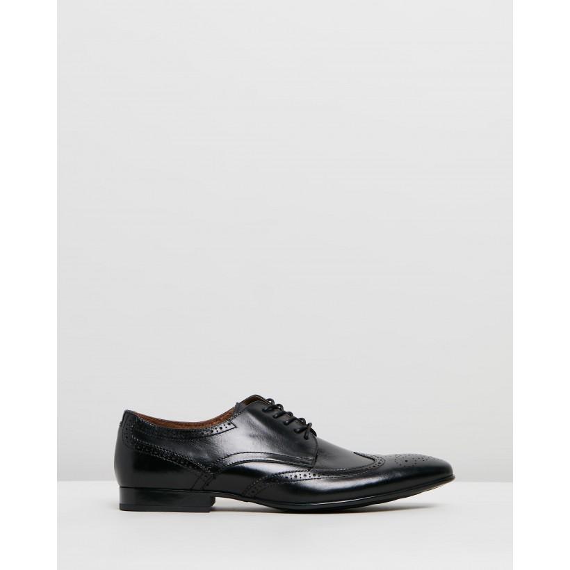Nilidien Black Leather by Aldo