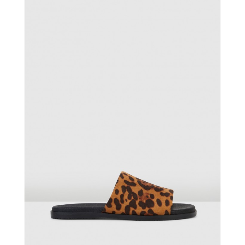 Paradise Leopard by Hush Puppies