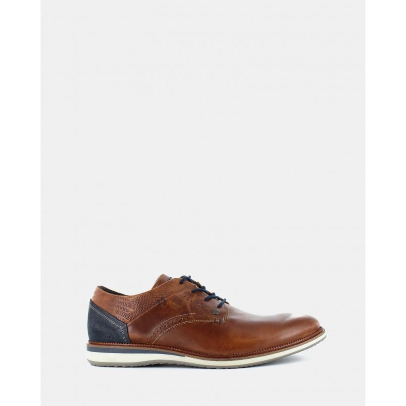 Penrith Shoes Tan by Wild Rhino
