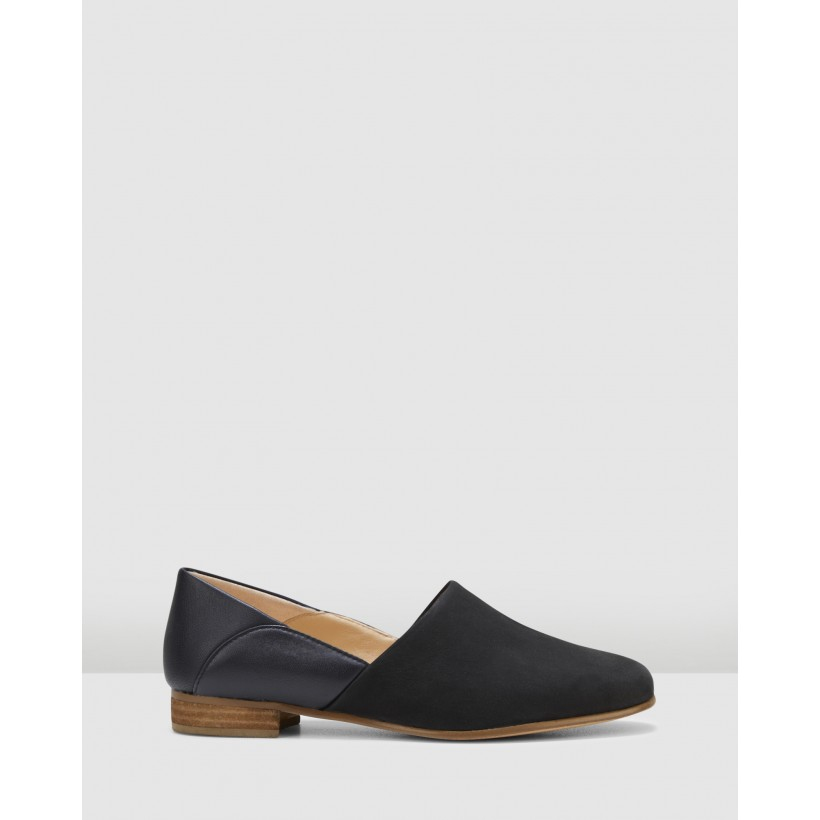 Pure Tone Black Combo by Clarks