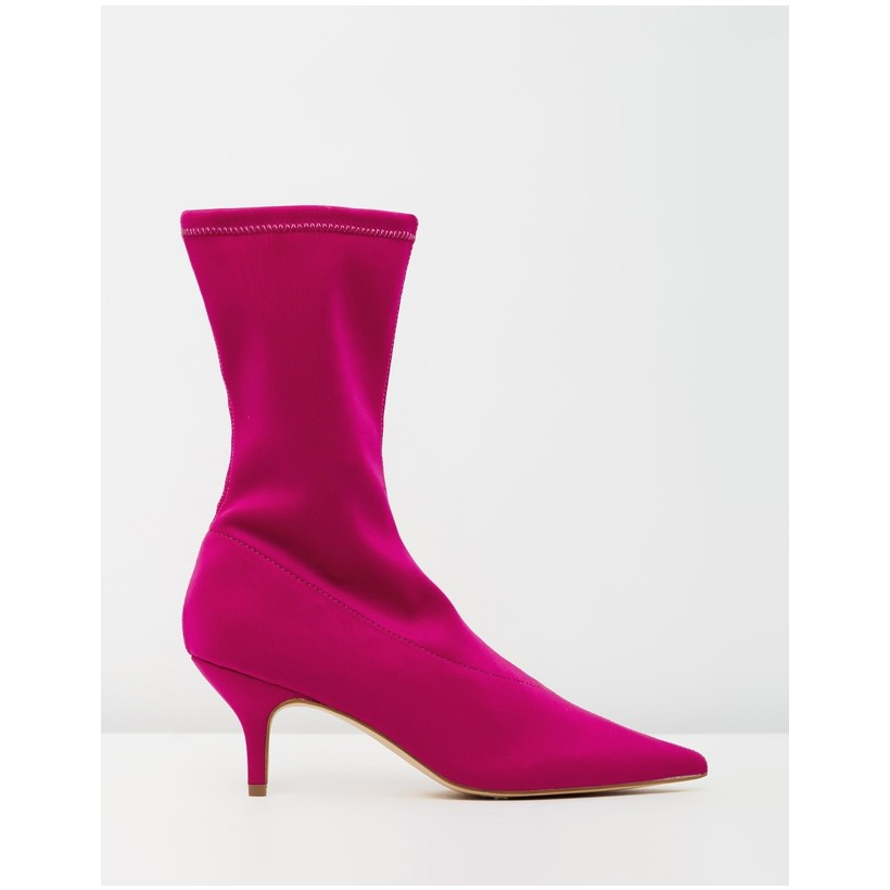 Ramone Pink Stretch by Steve Madden
