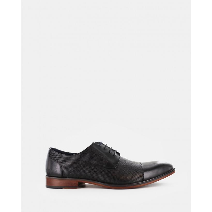 Sachs Dress Shoes Black by Wild Rhino