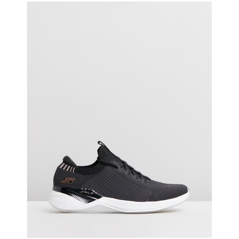 SKLX Modena Sneakers Black & White by Skechers