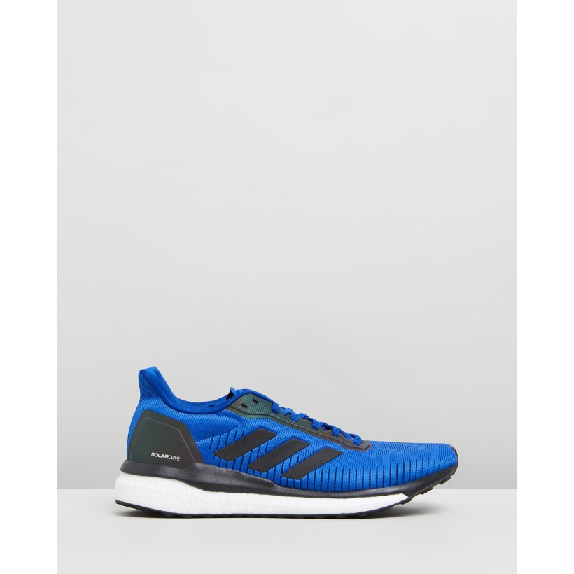 Solar Drive 19 - Men's Collegiate Royal, Core Black & Footwear White by Adidas Performance