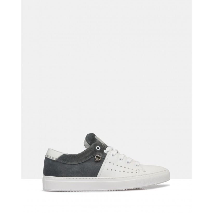 Swinton Brando Sneakers Bianco-Surf by Brando