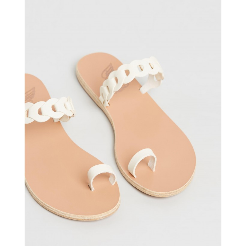 Thalia Links Off-White by Ancient Greek Sandals