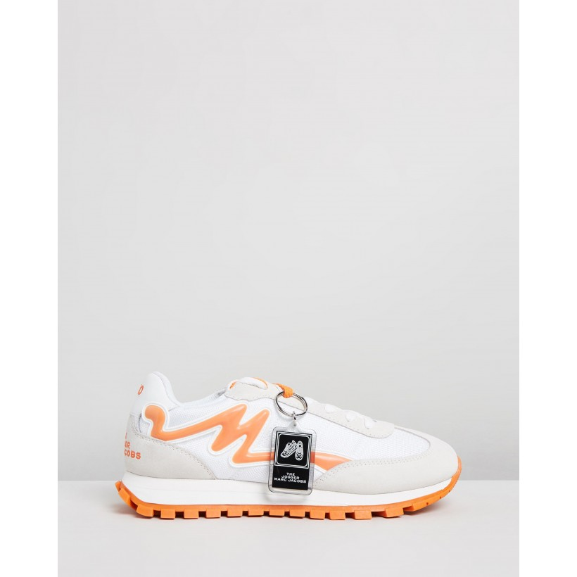 The Jogger Off White by Marc Jacobs