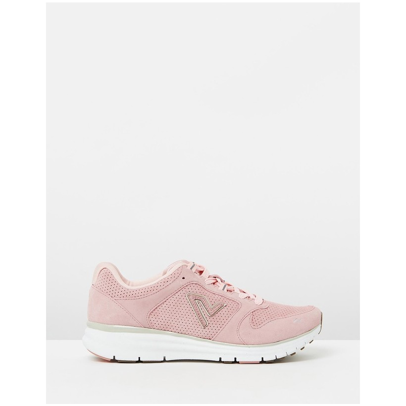 Thrill Sneakers Pink by Vionic