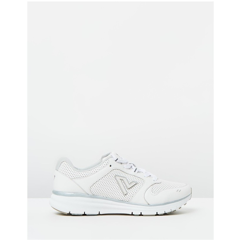 Thrill Sneakers White by Vionic