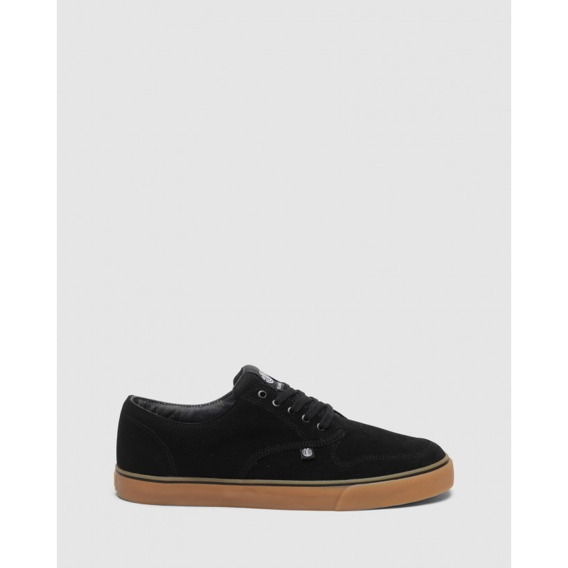 Topaz C3 Sneakers Black Gum by Element