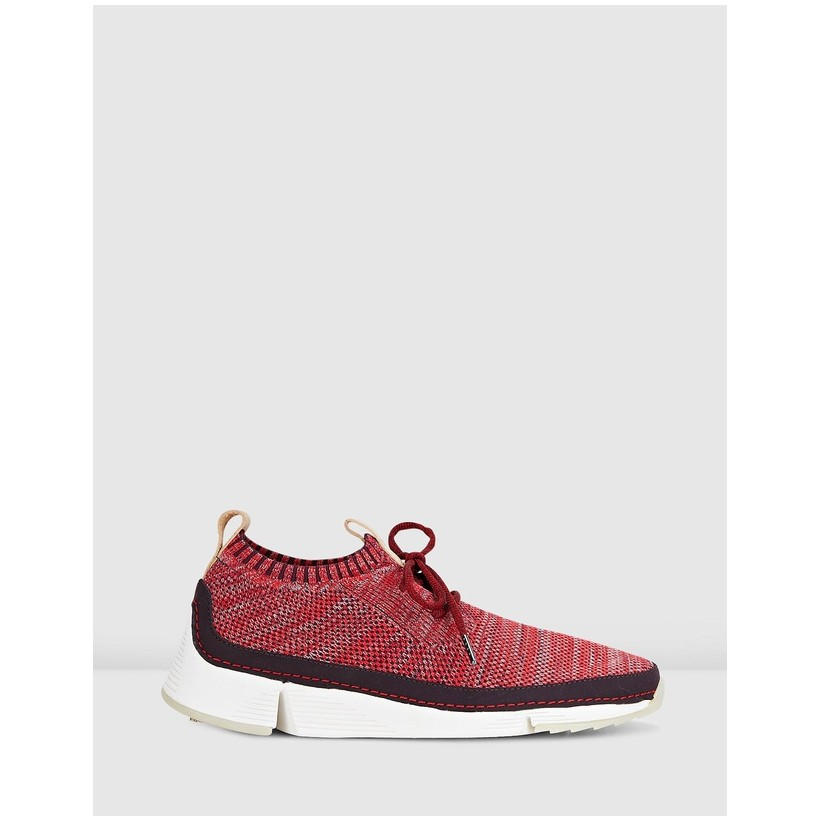 Tri Native - Women's Red by Clarks