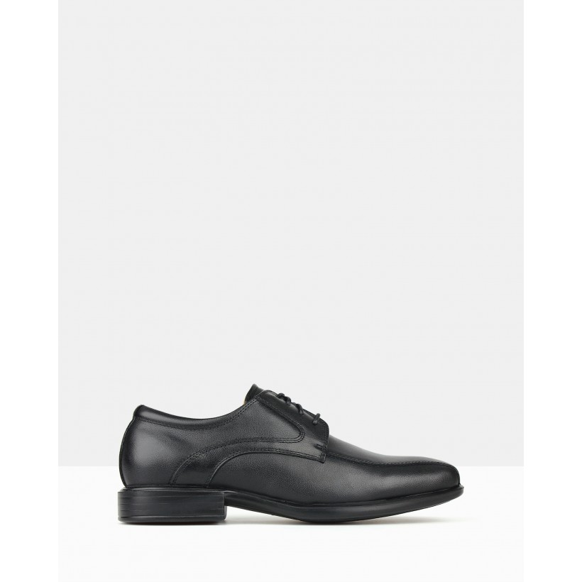 Triumph 2 Dress Shoes Black by Airflex