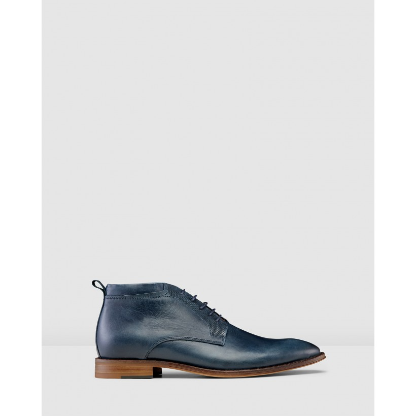 Wilkinson Boots Navy by Aquila