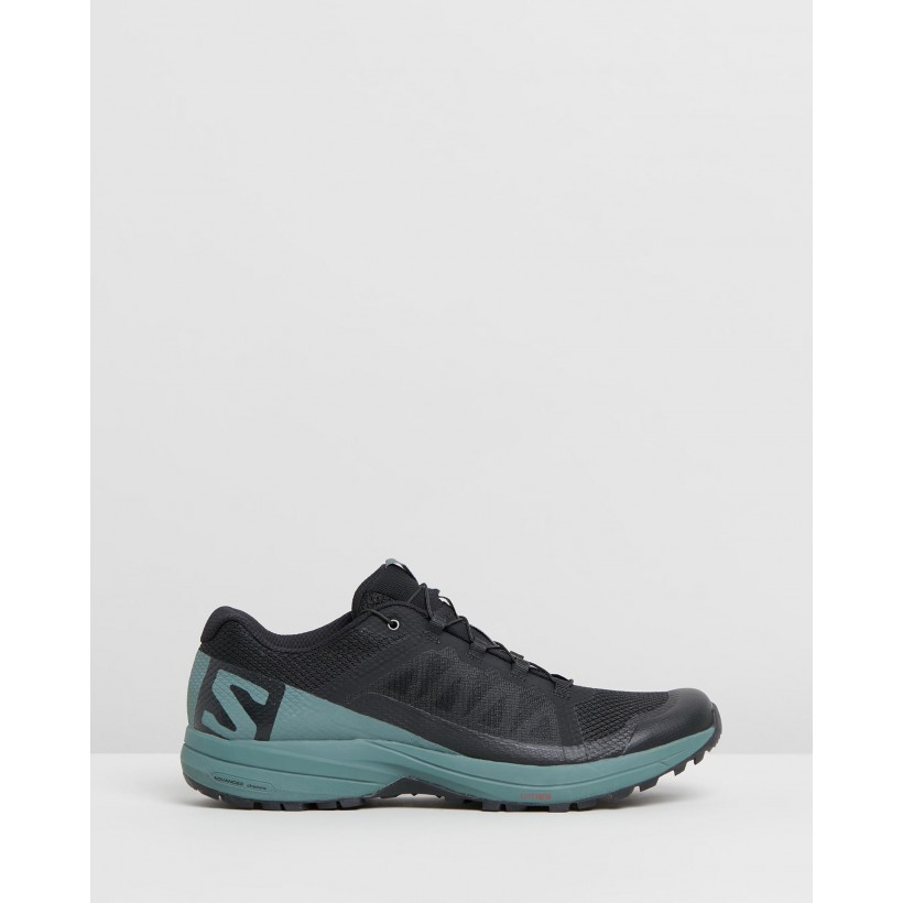 XA Elevate - Men's Black & Balsam Green by Salomon