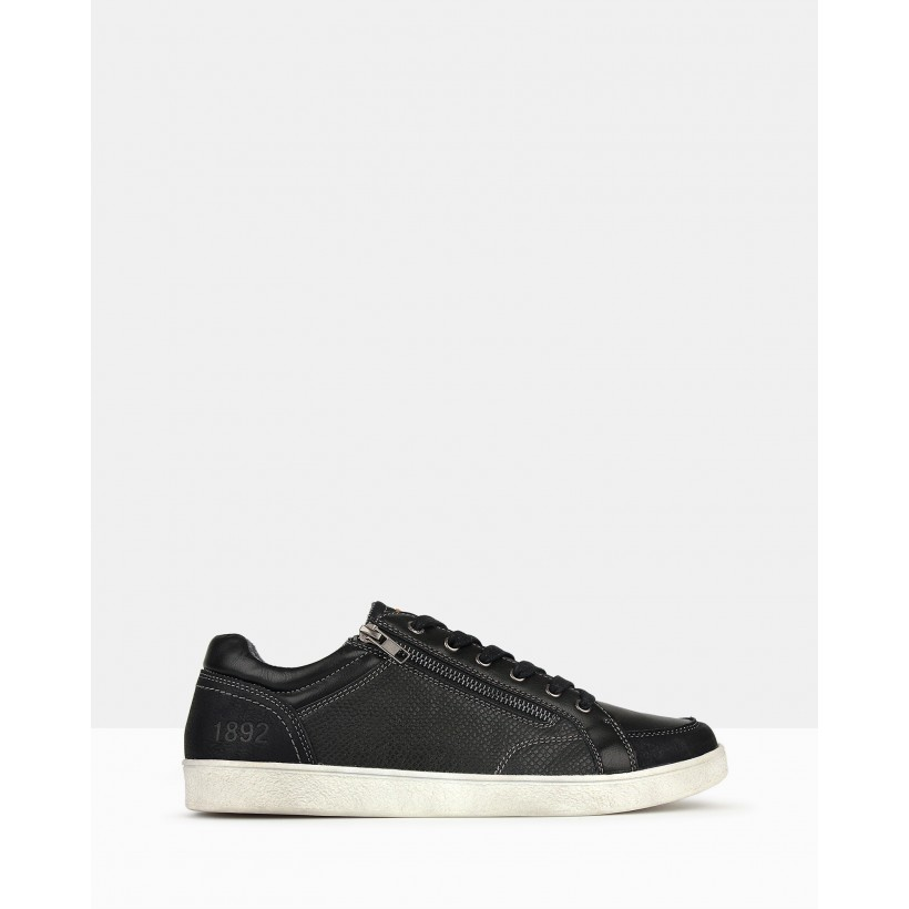 Zippy Lifestyle Sneakers Black by Betts