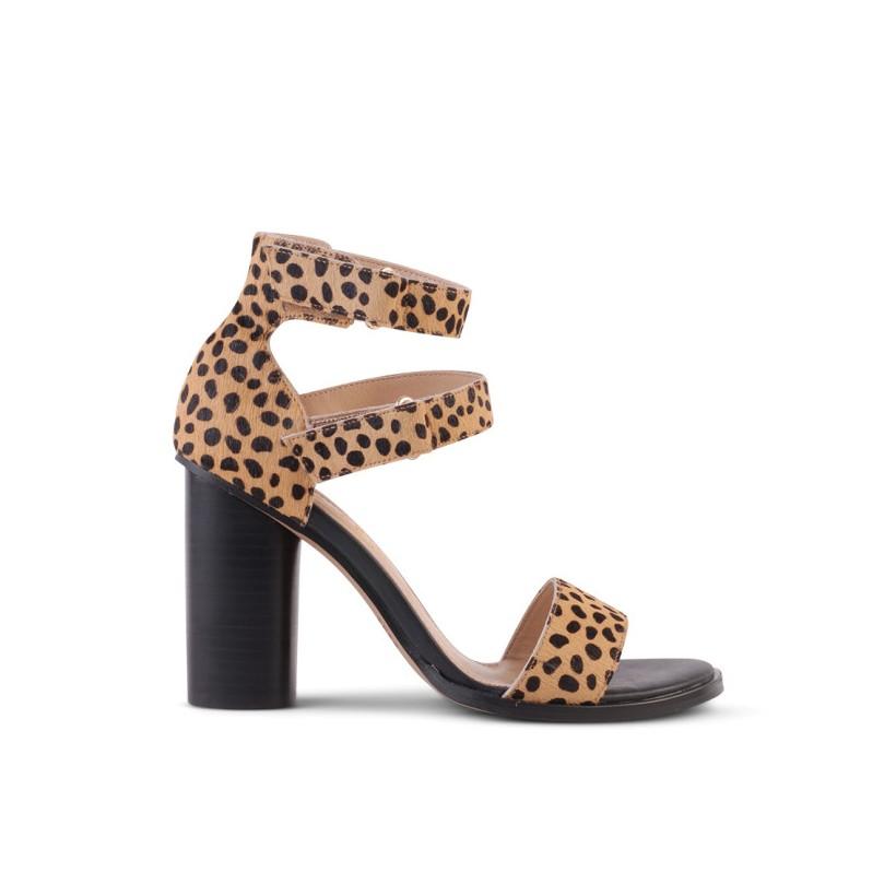 Kobe - Spotted Leopard by Siren Shoes