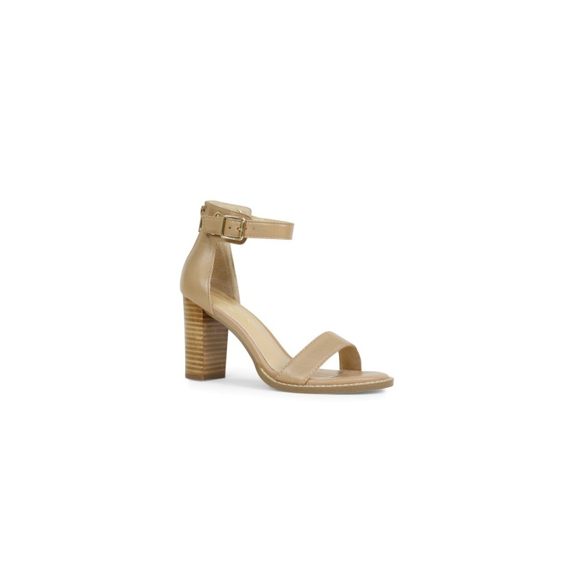 Liam - Camel Nappa Kid by Siren Shoes