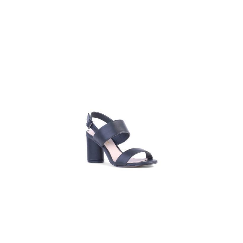 Movida - Black Nappa Calf by Siren Shoes
