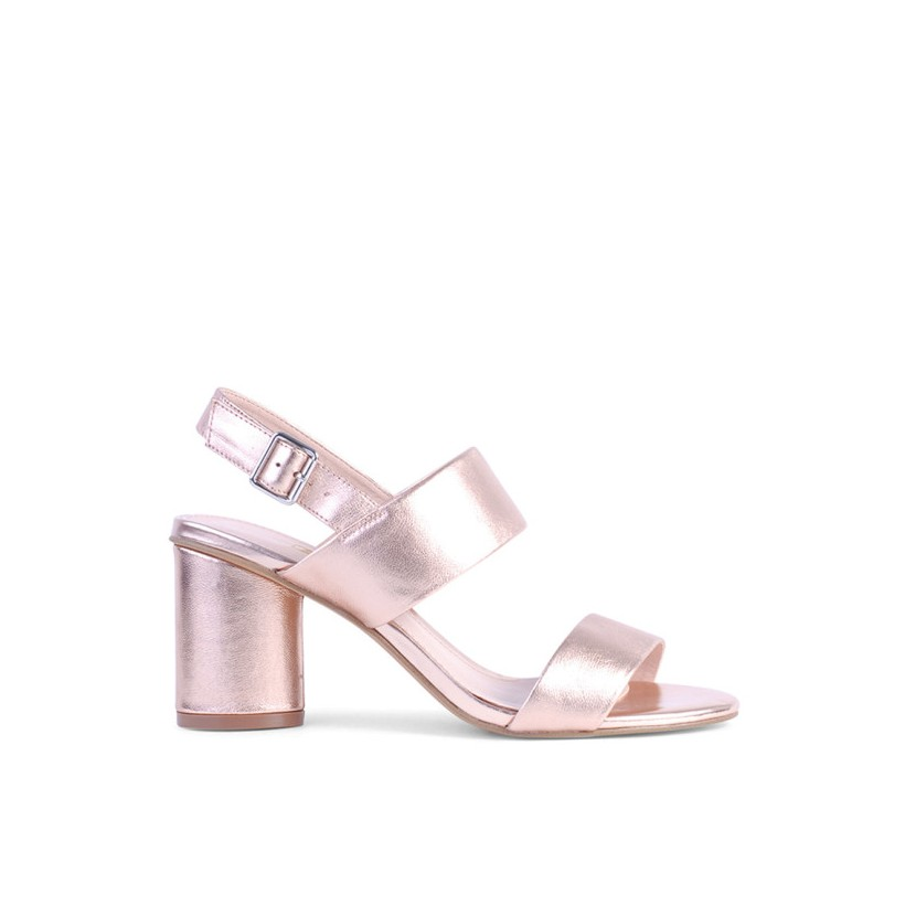 Movida - Rose Gold Kid by Siren Shoes