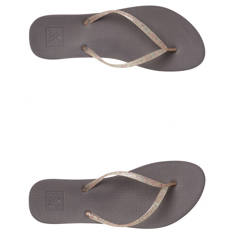 Womens Escape Lux Shimmer Thong Multi By REEF