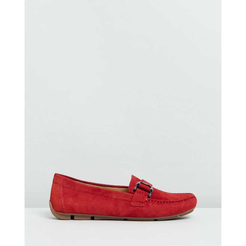 Berkley Red Suede by Naturalizer