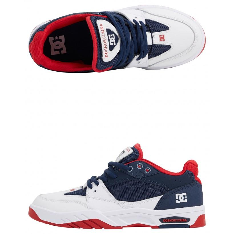 Mens Maswell Shoe Navy White
