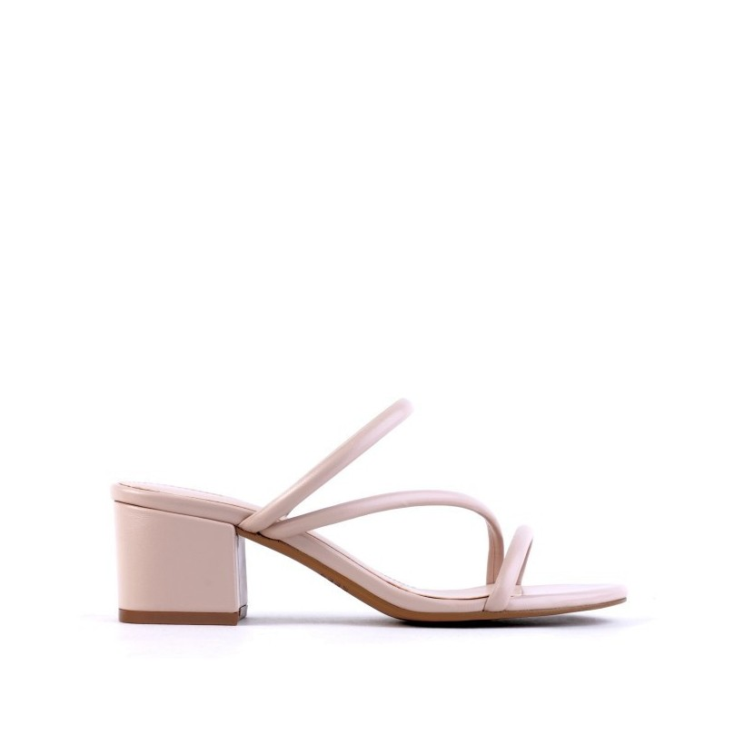 Neecey - Rose Quartz Kid by Siren Shoes