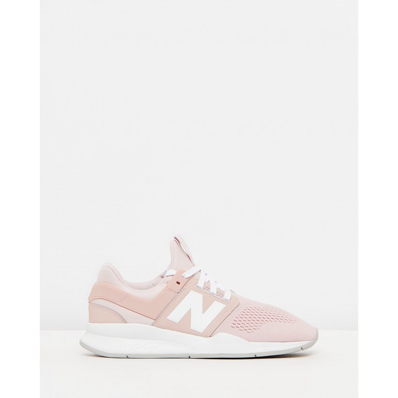 247 - Women's Dusty Pink & Neutral by New Balance Classics